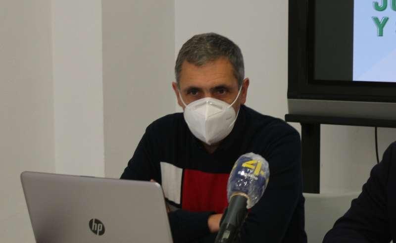Benjamín Escriche, secretario general comarcal del PSOE
