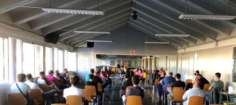 Reunión en Massamagrell