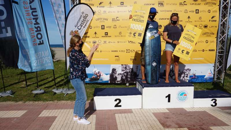 Marco amb els guanyadors/EPDA