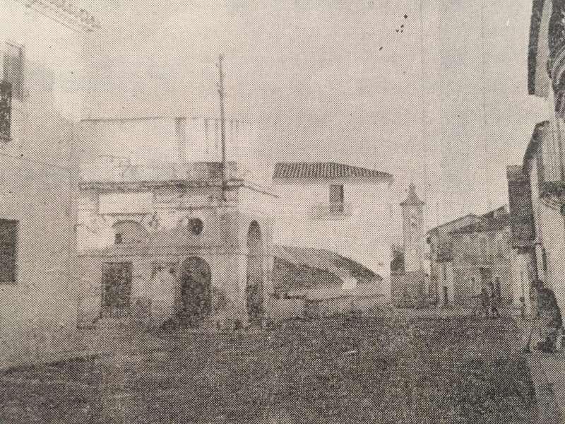 Cisterna Casinos. / Archivo JSMS.