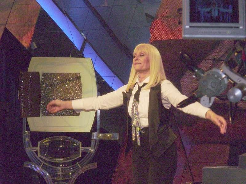 Raffaella Carrà en 2008