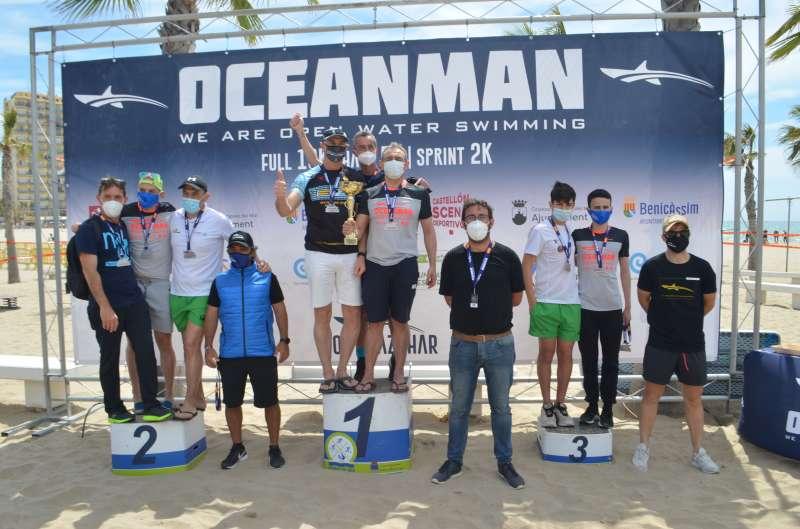 Oceanman/EPDA