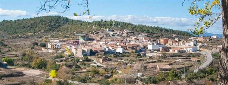 Villanueva de Viver, en una imagen oficial compartida por el Ayuntamiento en su web.