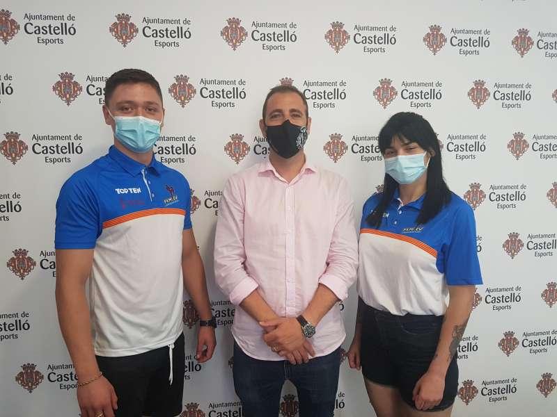 Braina amb Kick Boxing Castelló/EPDA