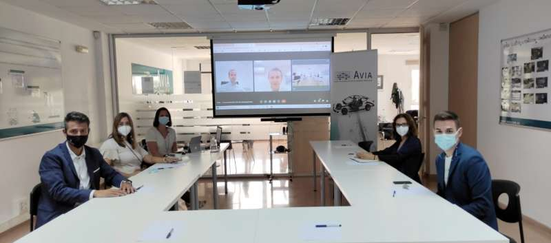 Reunión projecte 5GLOGIC./EPDA