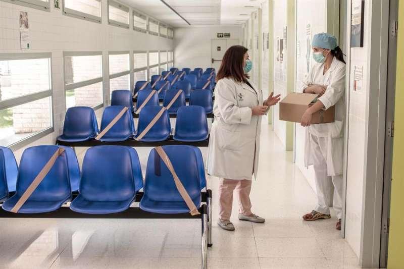 Una imagen de archivo del centro de salud Juan XXIII de Valencia. EFE