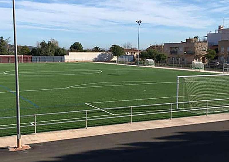 Camp de futbol de Benifairó de les Valls. / EPDA