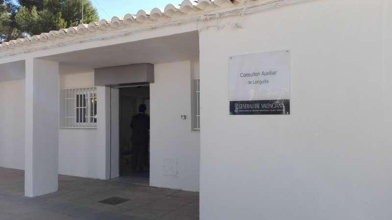 Ambulatorio de Loriguilla. / EPDA