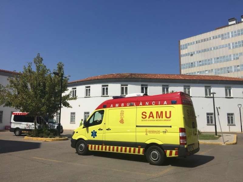 SAMU/EPDA