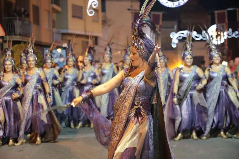 Acto festivo en Paterna. EPDA