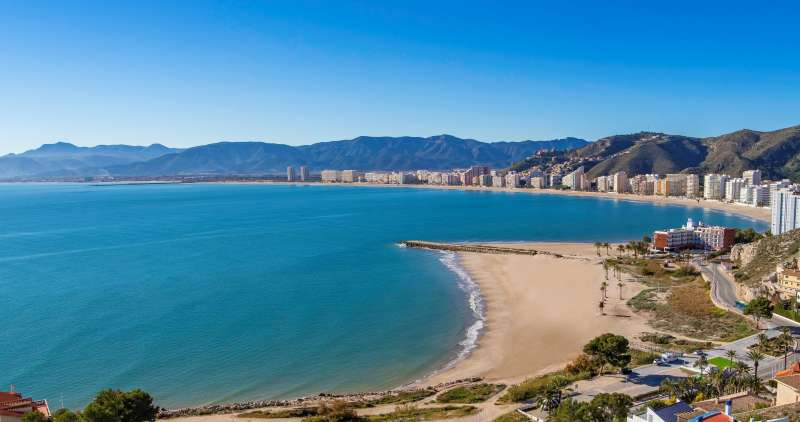 Las playas de Cullera, entre las más seguras