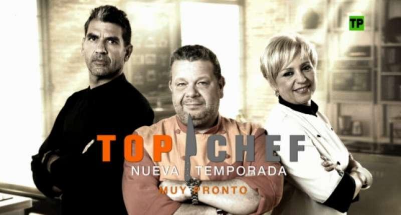 Imagen de la nueva temporada de Top Chef en Antena 3