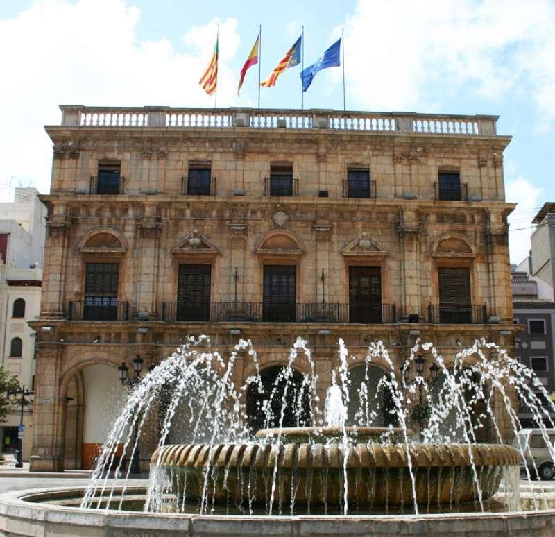 Imagen del Ayuntamiento.