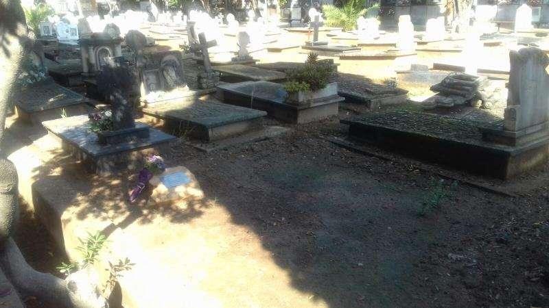 Una exhumación puede llegar a desvelar una trama franquista de desaparecidos. Una imagen de la fosa facilitada por el Grupo para la Recuperación de la Memoria Histórica. EFE