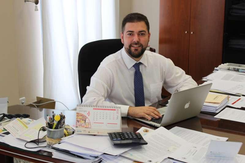 El alcalde de Rafelbunyol, Fran López