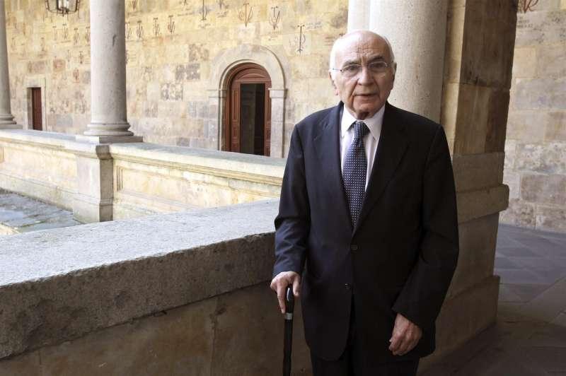 El poeta Francisco Brines en 2011. EFE/Archivo
