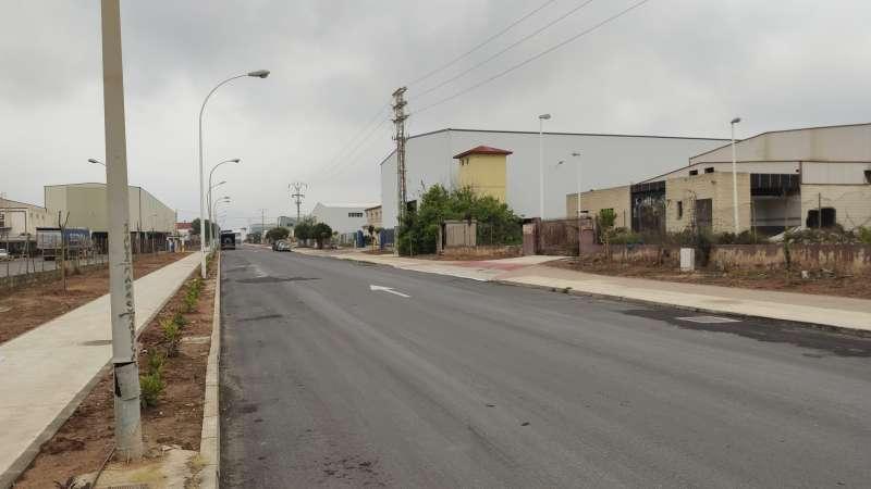 Polígon industrial Sepes, carrer Galileo Galilei / EPDA