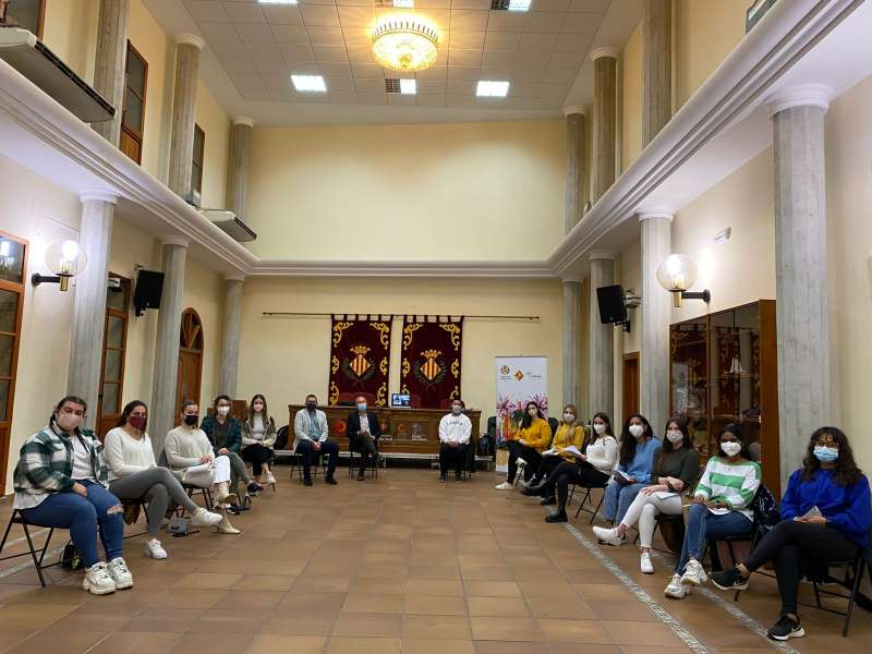 Reunió Junta de Festes/EPDA