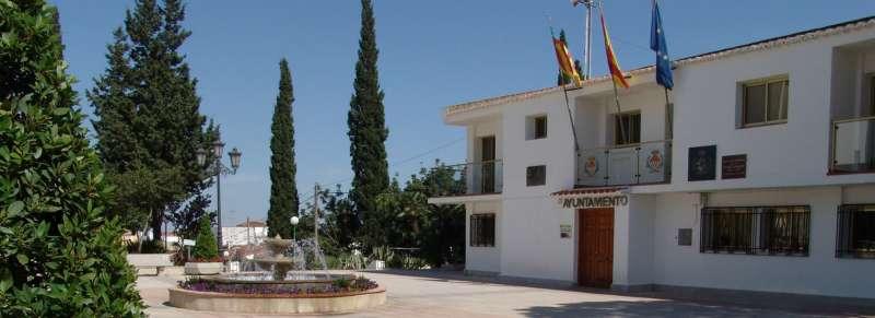 El Ayuntamiento de Loriguilla. //EPDA