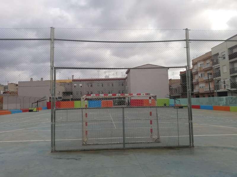 Pistes esportives/EPDA