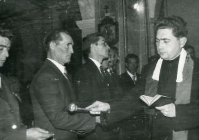 Clavarios Stmo. Cristo 1963. / JSM