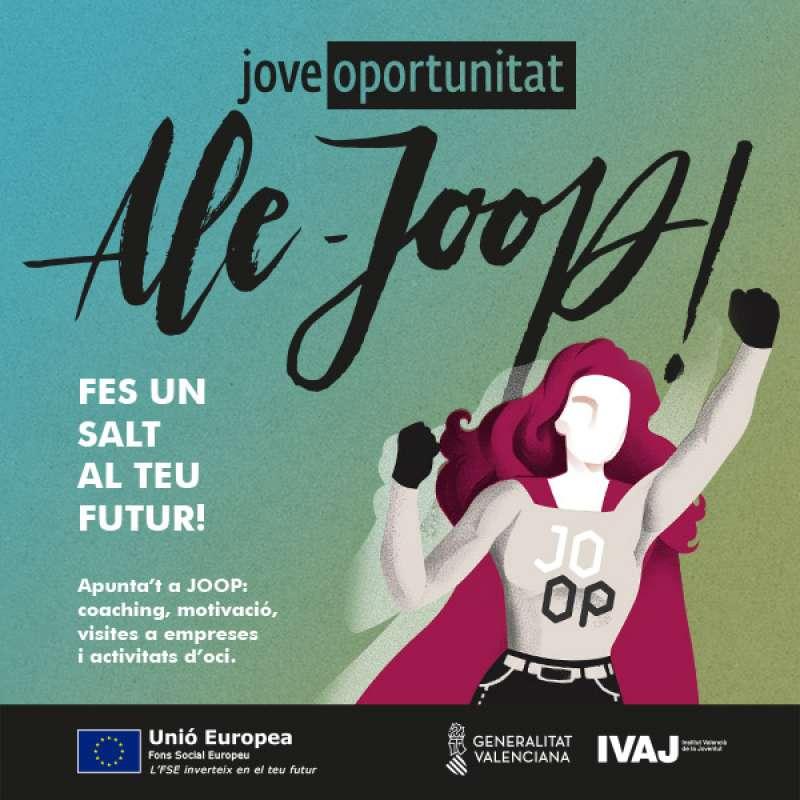 Programa JOOP. / EPDA