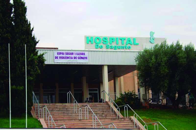 Hospital de Sagunt.