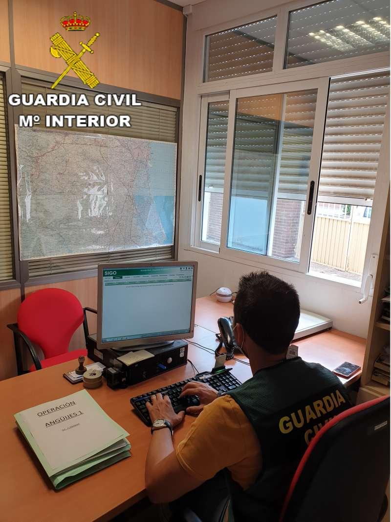 Guardia Civil. EPDA.