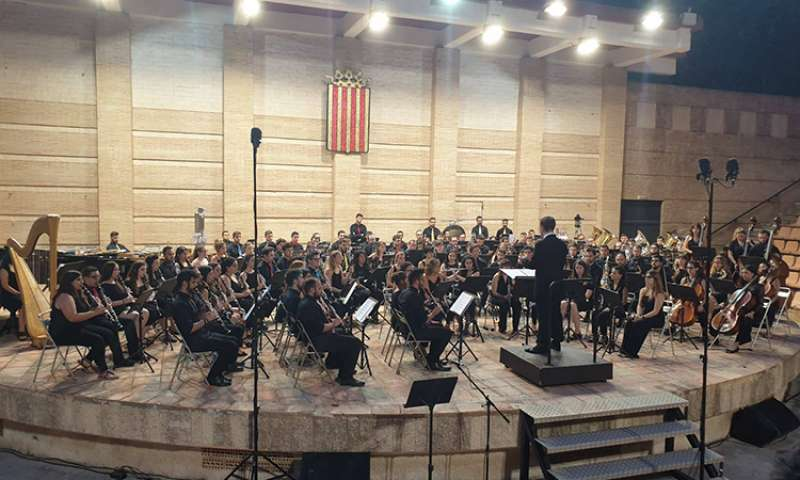 La Joven Banda de la FSMCV actuará en Segorbe