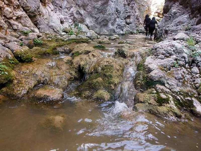 Barranco de Palomarejo/Imagen de archivo