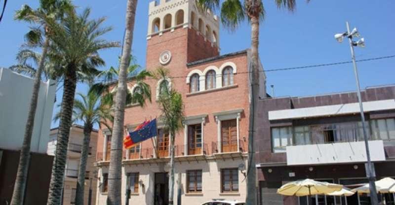 Façana Ajuntament d