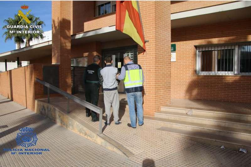Gran golpe a los chorizos de Alginet. FOTO POLICÍA