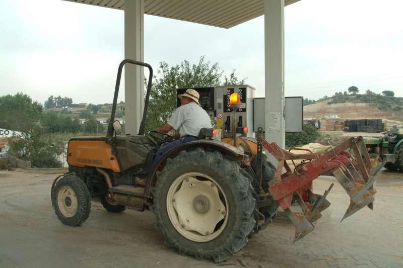 Vehículo de tracción mecánica / Archivo EPDA