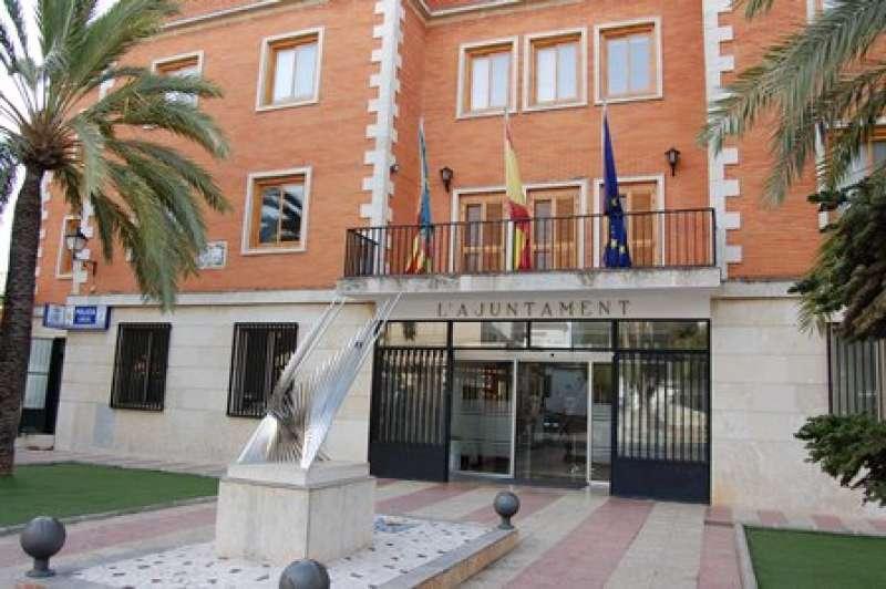 Ayuntamiento del Puig. EPDA