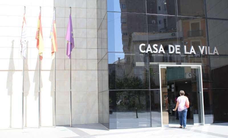 Ayuntamiento Onda./EPDA