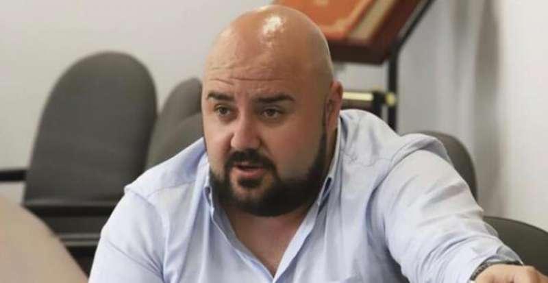 El alcalde de Gilet, Salva Costa. EPDA.