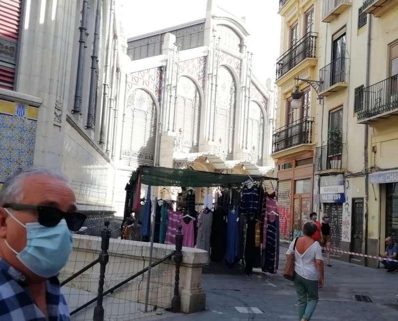 Mercat ambulant a València
