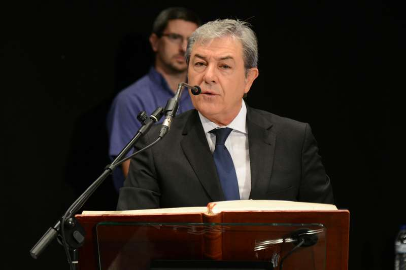 Paco Estellés. Foto archivo./EPDA