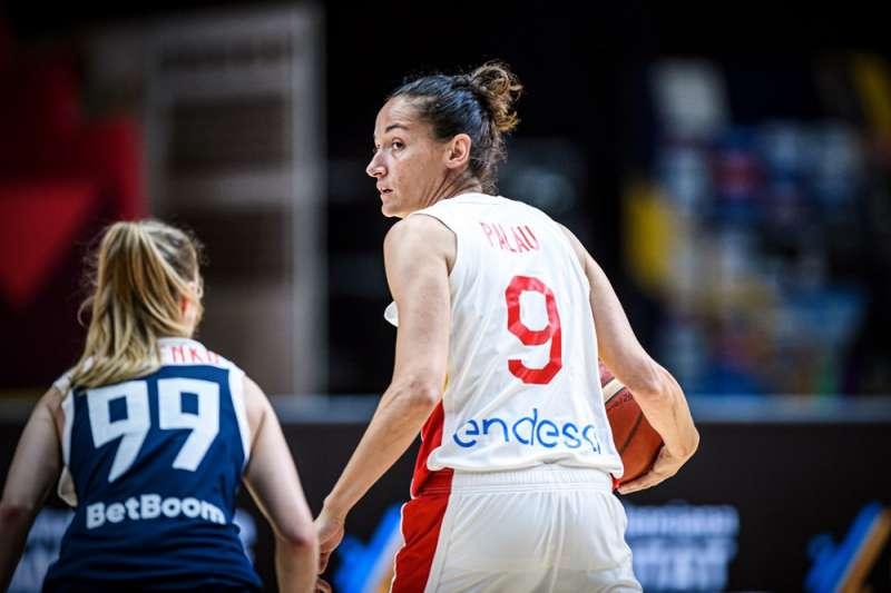 Laia Palau./Foto FIBA
