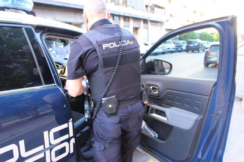 El detenido se encontraba ingresado por la ingesta masiva de medicamentos. EFE