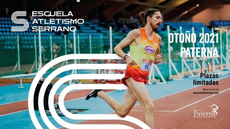 Escuela de atletismo en Paterna