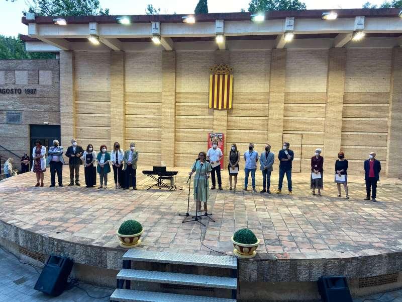 I Jornada Literaria Castillo de Buñol