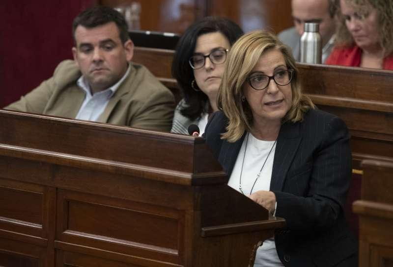 Susana Marqués, diputada provincial por el PP