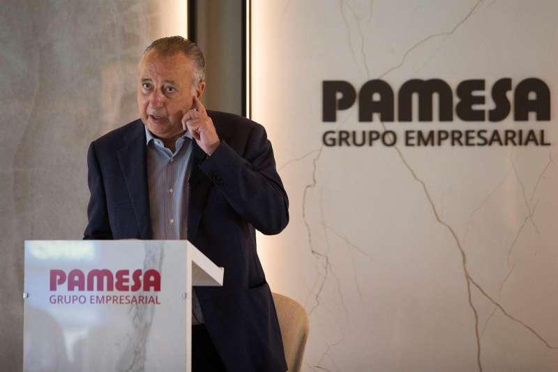 El presidente de Pamesa Grupo Empresarial, Fernando Roig.