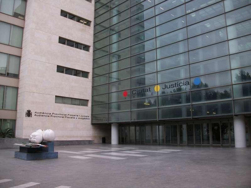 Ciutat de la Justicia de València. EPDA