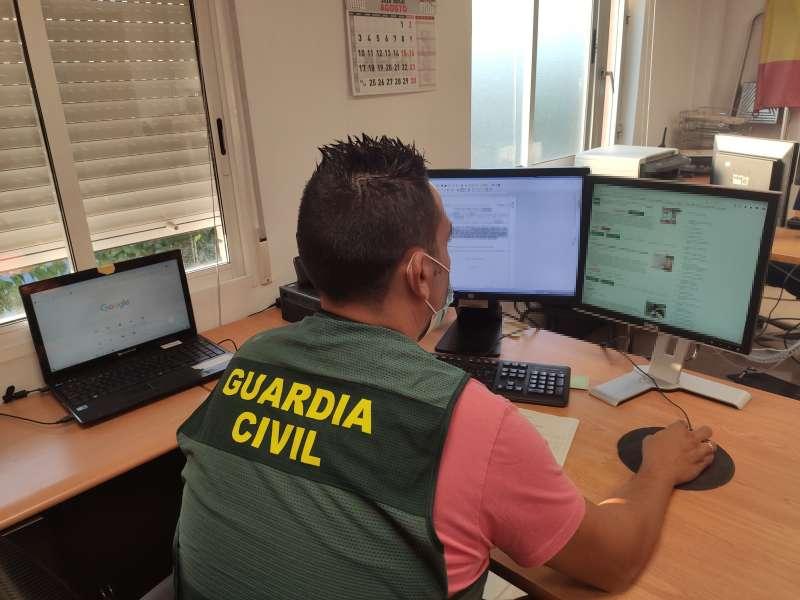 Guardia Civil. EPDA