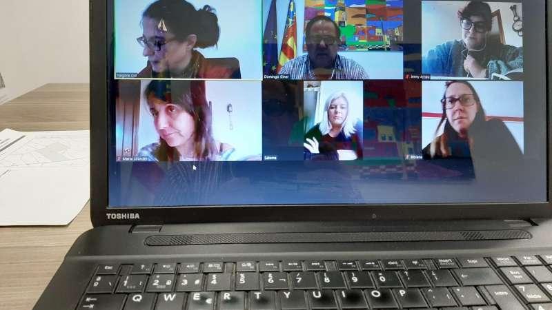 Pleno San Rafael virtual