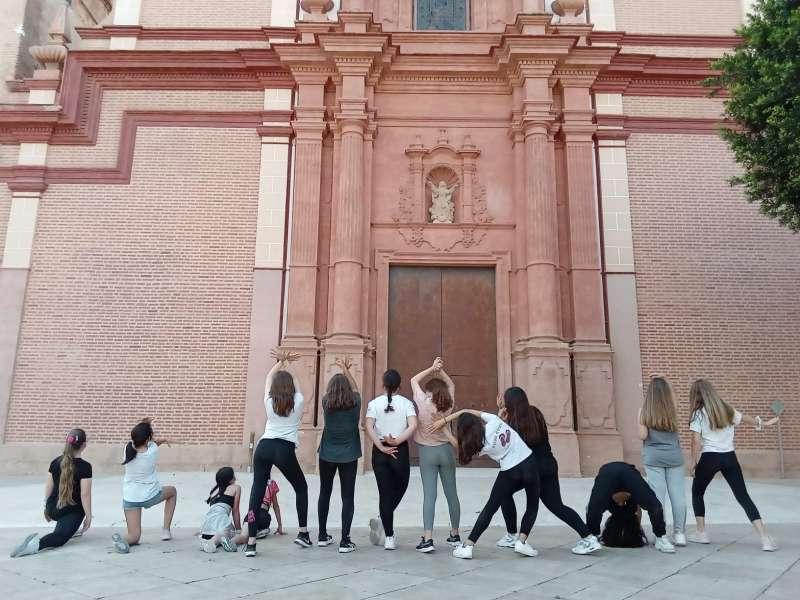 Taller de danza en Foios