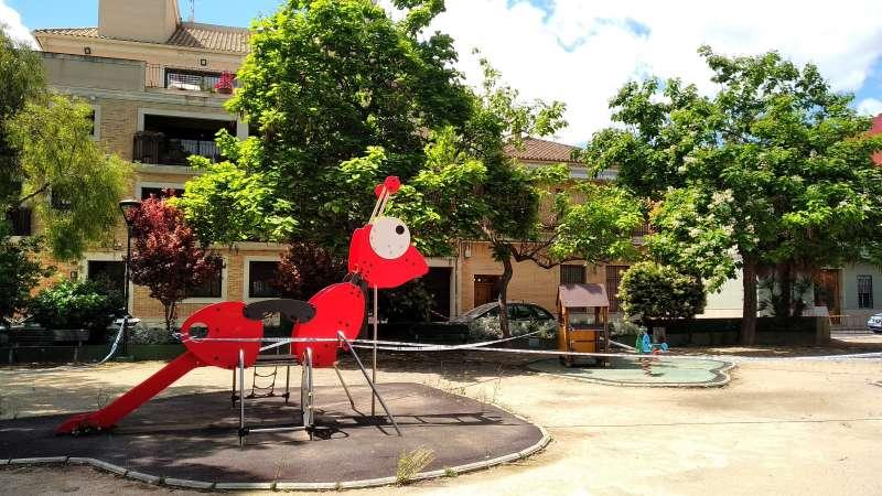 Parque infantil Font Cabilda