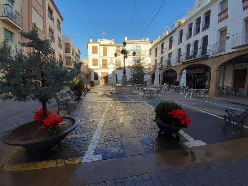 Plaza Mayor de Altura